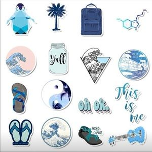 Assorted Stickers (10pcs)